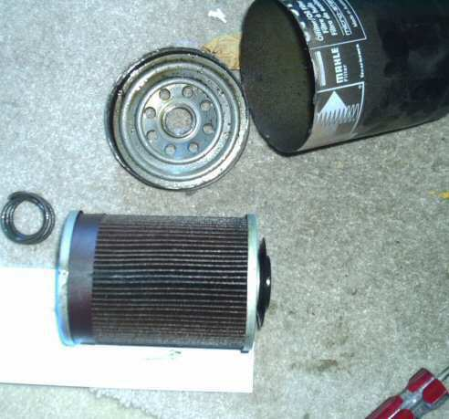 Detecting and Removing Sludge from the Audi 1 8L Turbo Engine